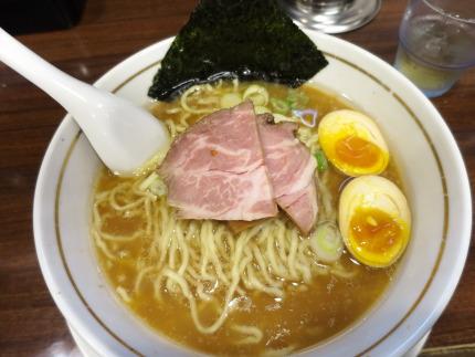 らーめん650円+味玉クーポン