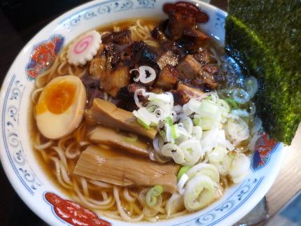 元祖トクラーメン864円+大盛りクーポン