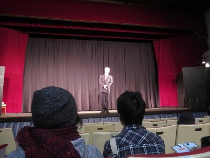 高田世界館で演劇祭が開催