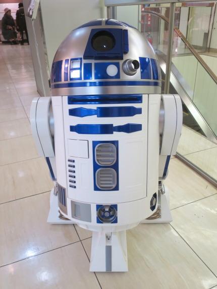R2D2の冷蔵庫
