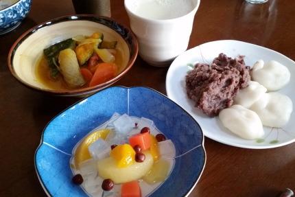 3月4日(金)の朝食