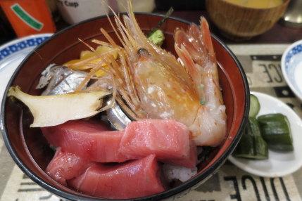 海鮮丼2500円