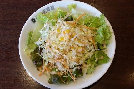 野菜サラダ185円