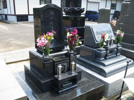 我が家の墓