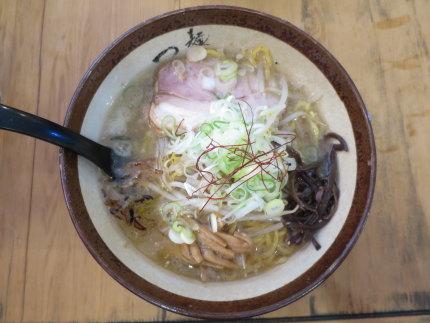 塩ラーメン780円(税込)