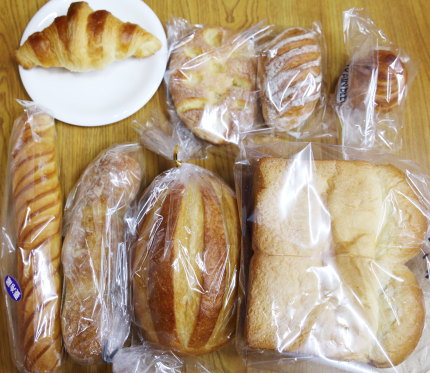 その他に買ったパン