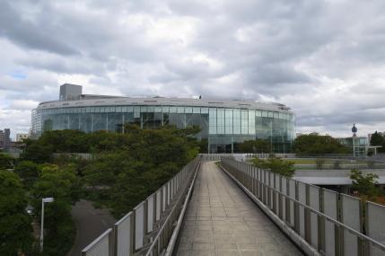 りゅうーとぴあ新潟市芸術文化会館