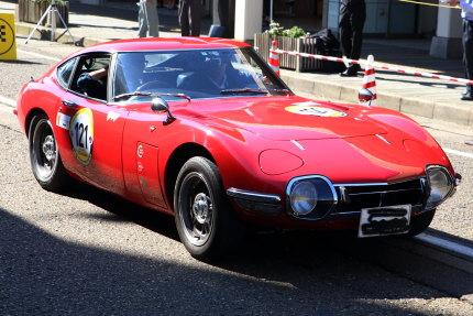 1968TOYOTA 2000 GT