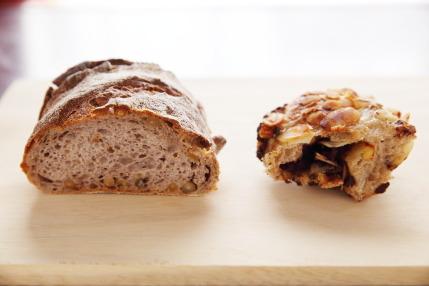 ラトリエ ドゥ プレジール (L'atelier de Plaisir)さんのパン1