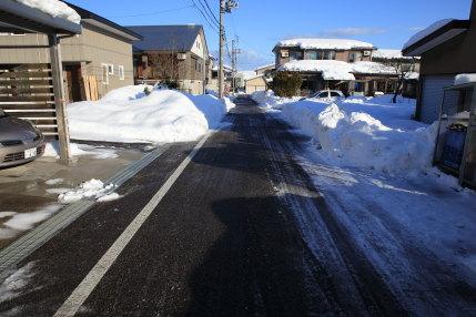 1月18日(水)、高田観測所記録 降雪量0cm積雪量54cm