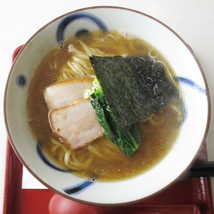 醤油らーめん750円(税込)