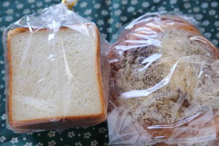 食パンとハードパン
