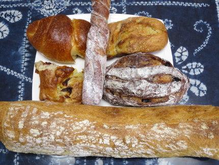 ブランジェリーカワムラさんのパン