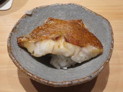 ノドグロ焼き物(あかむつ)