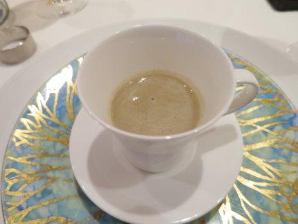 牛蒡(ごぼう)のスープ