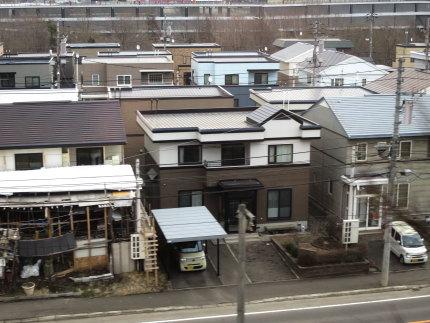 北海道の住宅