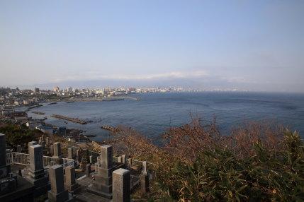 函館の町並み