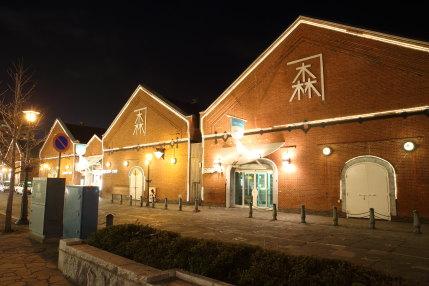 赤レンガ倉庫
