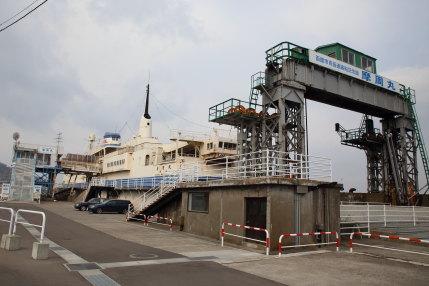 青函連絡船の摩周丸