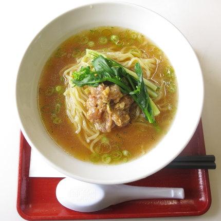 鮮鯵冷麺850円(税込)