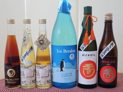 玉川木下酒造さんの日本酒
