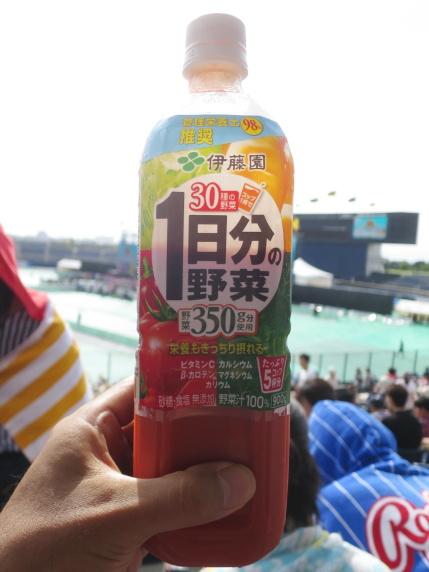 1日分の野菜ジュース