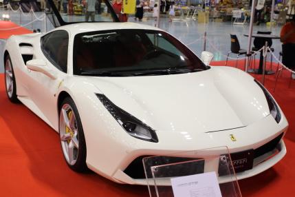 3500万円のフェラーリ
