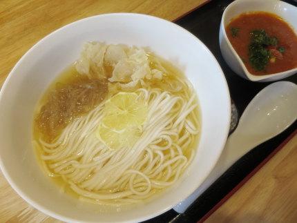 お米と野菜だけで作ったラーメン【ビーガン】900円(税込)
