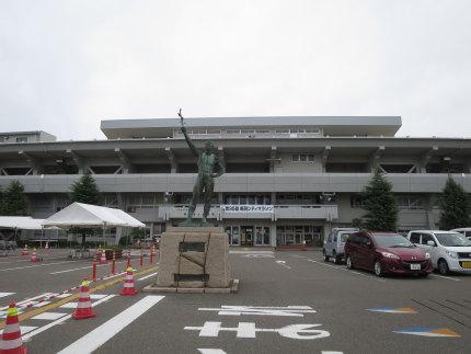 新潟市陸上競技場
