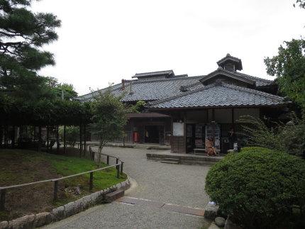 豪農の館「北方文化博物館」