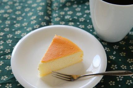 栃木チーズガーデンの御用邸チーズケーキ1281円(税込)