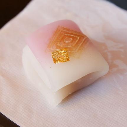 3.上生菓子380円(税別)