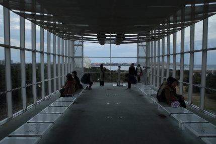 3階の展望室