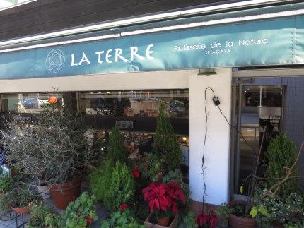 ラ・テール洋菓子店LaTeere
