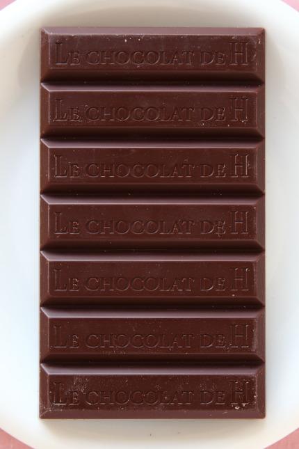 チョコレートは、シンプルな形