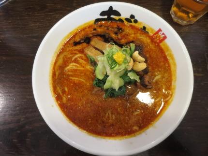 ごまから麺980円(税込)