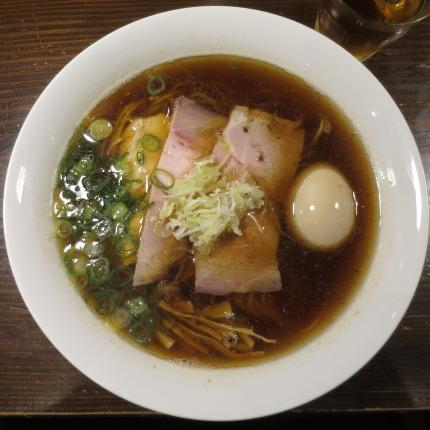 醤油煮干しそば800円(税込)