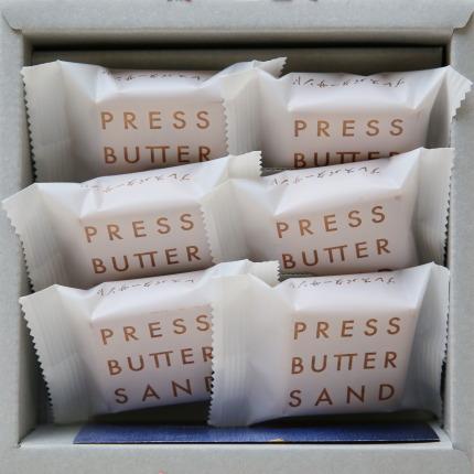 バターサンド専門店 PRESS BUTTER SAND
