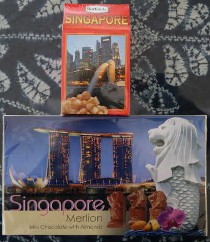 シンガポールのお土産