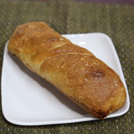 かた焼き塩バター190円(税別)