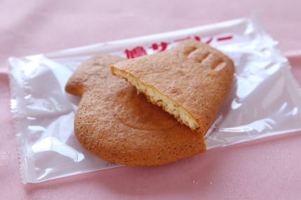 明治生まれの素朴なお菓子鳩サブレー