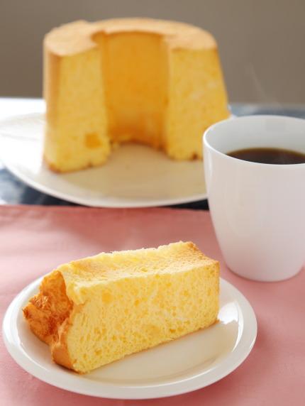 foraggフェルエッグさんのシフォンケーキ