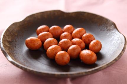 内山藤三郎商店の唐がらしの豆