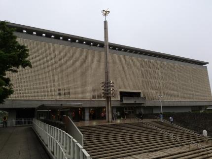 新潟県民会館