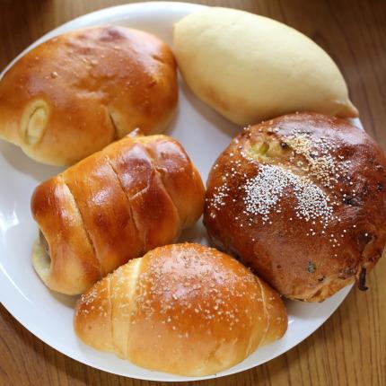 ソフィーさんに立ち寄りパンを購入