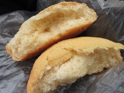 さくさくメロンパン160円税別