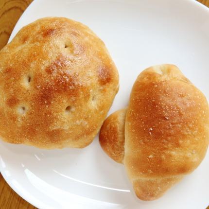 フォカッチャとしおパン