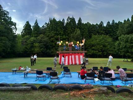 町内納涼盆踊り大会