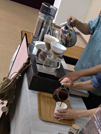 Myoko Coffee Co.さんの本格的コーヒー