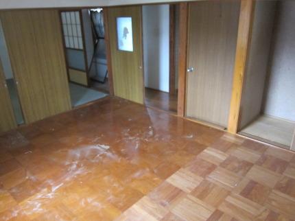 2階の私の部屋
